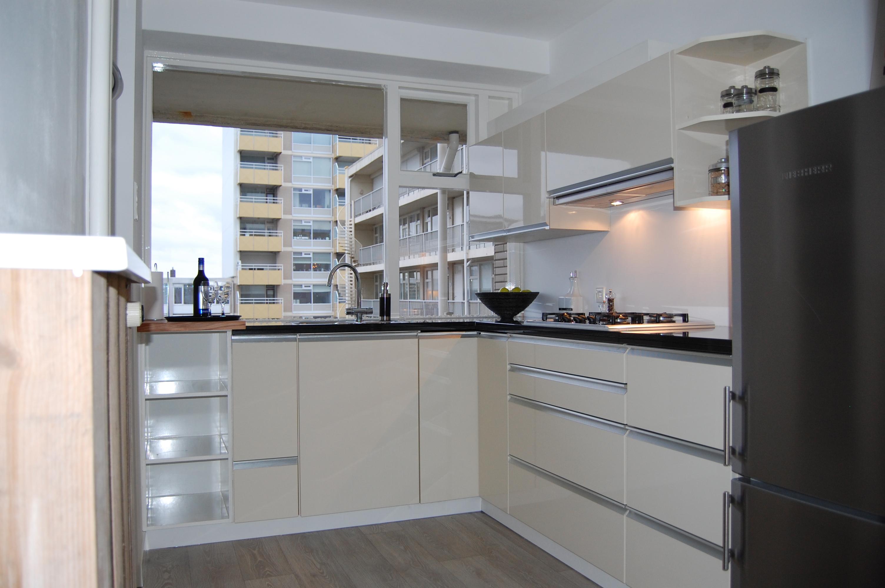 Appartement place2beach for Interieur appartement aan zee